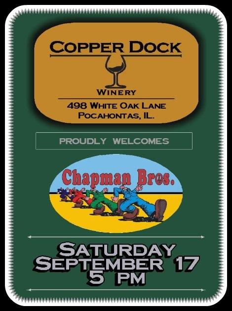 Chapman Bros 9-17-16