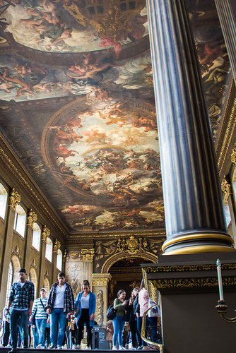 Painted Hall | by marktmcn