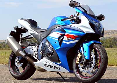 All New Suzuki Motorcycles