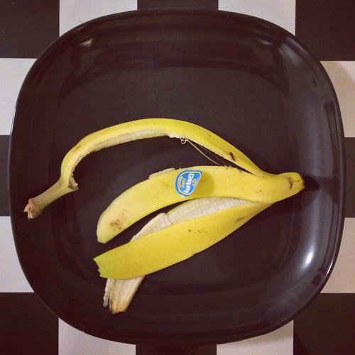 Banana Peel Onaplate  Slipp D Thompson  Flickr-8840
