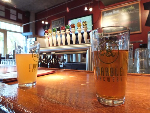 Marble Brewery Tap Room on The Plaza | by Purple Plectrum