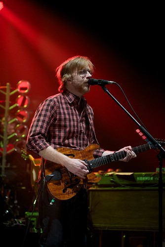 The Trey Anastasio Band Capitol Theatre  01/24/13 | by bahramforoughi