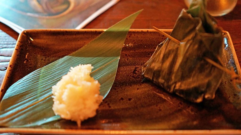 ... leaf maple leaf sazerac from minetta tavern lemongrass lime leaf soda