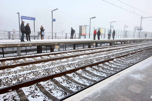 Visit to a railway station essay