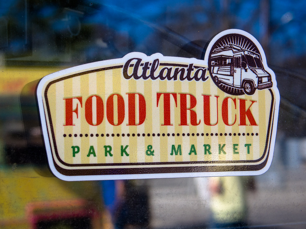 Atlanta Food Truck Locations