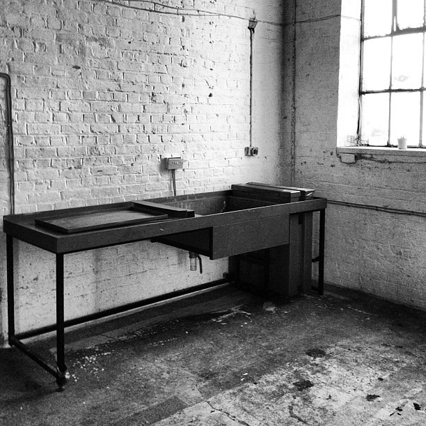 Marvelous By New Printmaking Studio For Margate   Hello Print Studio. The Etching Sink.  | By