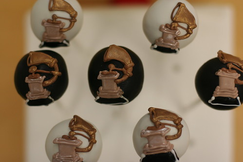 Grammy Awards Cake Pops | by Sweet Lauren Cakes