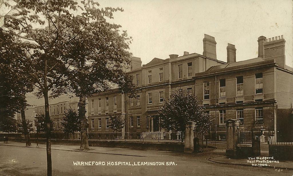 Warneford Hospital Leamington Spa