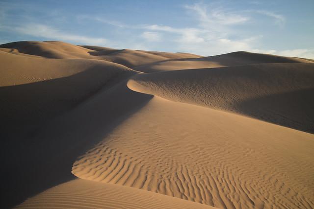Dunes Near Yuma