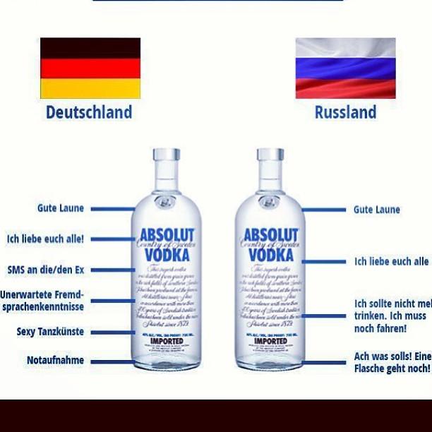 ist doch so russia germany bonn vodka trinken drun. Black Bedroom Furniture Sets. Home Design Ideas