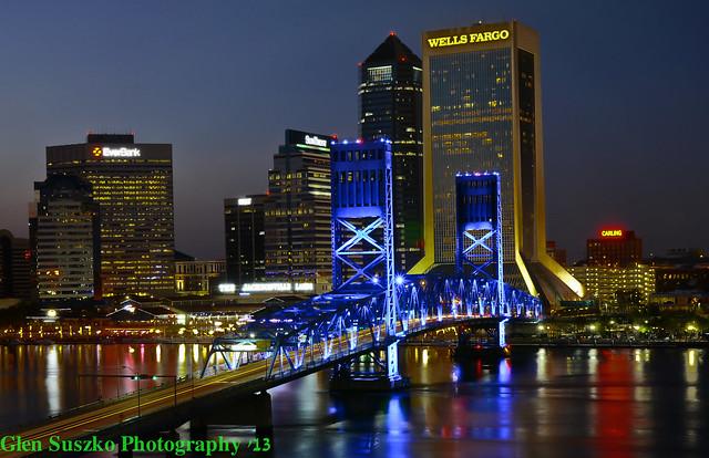 Main Street Bridge Jacksonville Fl Balcony Flickr