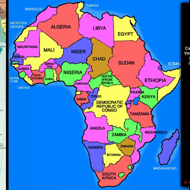This Is Africa Countries More Than Languages Flickr - What continent is afghanistan in