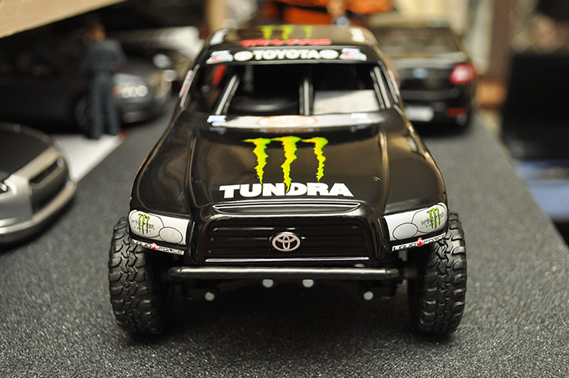 Johnny Greaves - Toyota Monster Energy Short Course Off… | Flickr