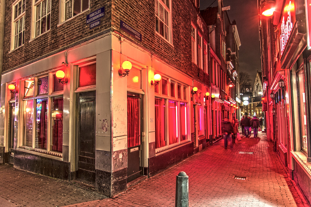 street amsterdam red light escorts
