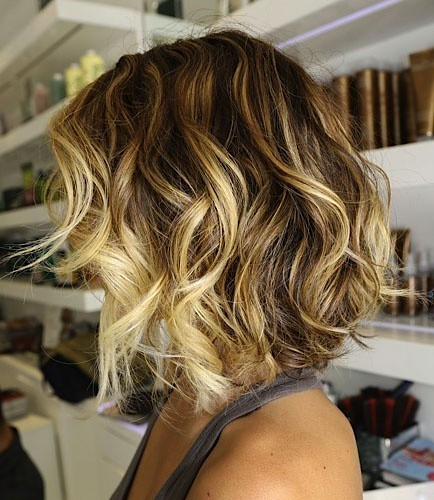 Blonde ombre hair short shoulder length hairstyle that is flickr blonde ombre hair by fyhairspa urmus Gallery