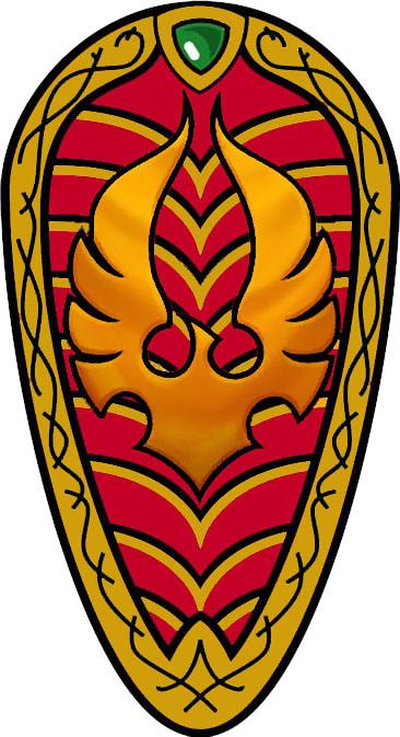 silvermoon blood elf shield