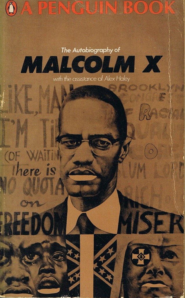 autobiography malcolm x In his autobiography, malcolm x wrote proudly of some of the social achievements the nation made while he was a member, particularly its free drug rehabilitation program.