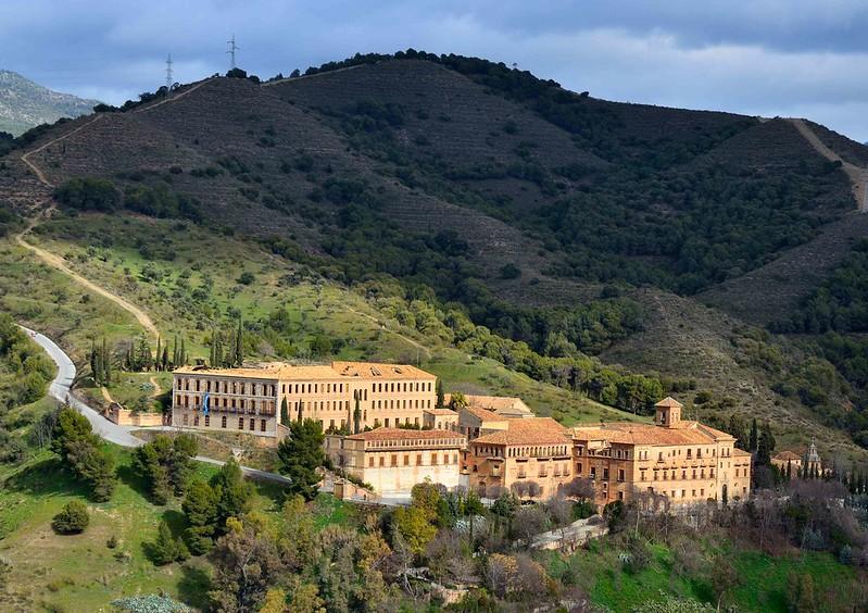 Abadía del Sacromonte, Granada
