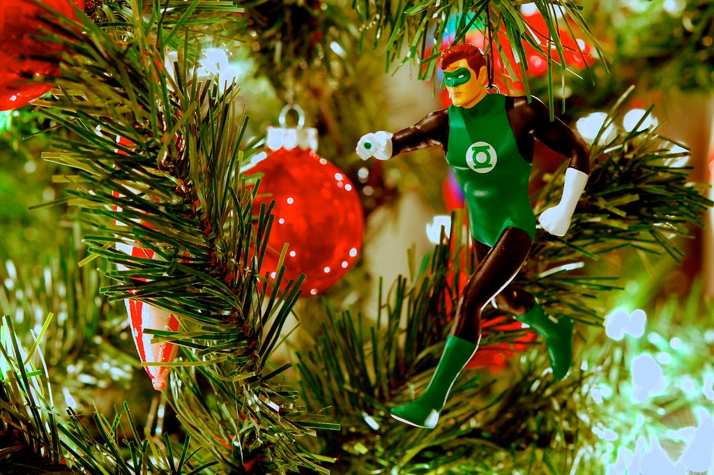 ... 1990 Green Lantern Ornament | by JD Hancock - 1990 Green Lantern Ornament In 1990 DC Direct Produced A G… Flickr