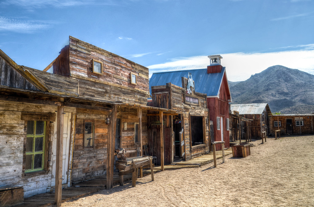 Chloride Ghost Town Chloride Arizona Is A Living Ghost