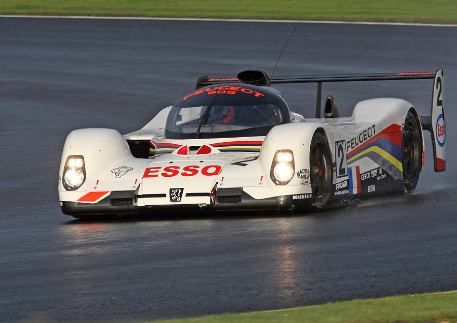 1992 peugeot 905 group c racing at silverstone roger. Black Bedroom Furniture Sets. Home Design Ideas
