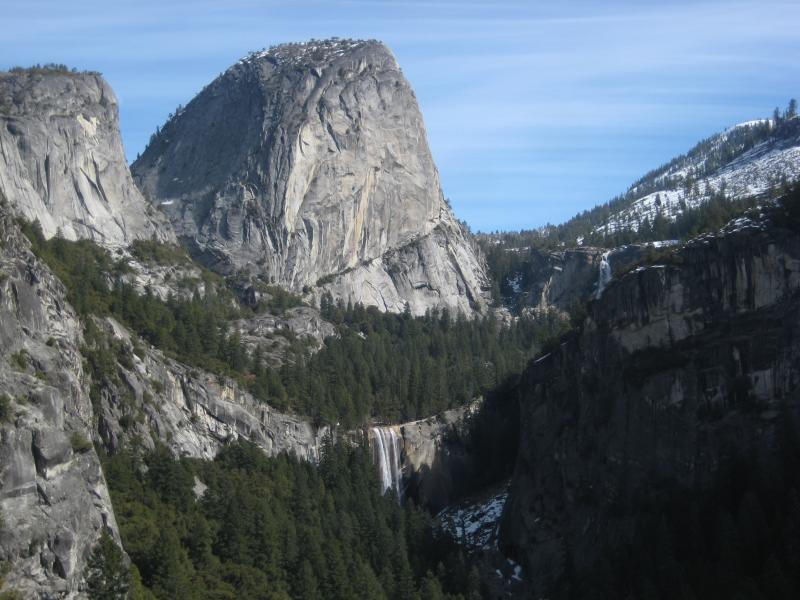 Falls in Yosemite Valley