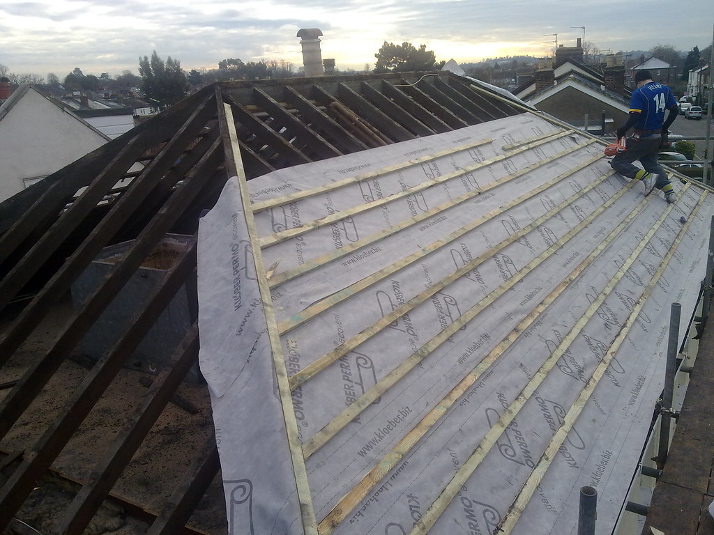 Roofing West Molesey We Are Offering Roofing Services In