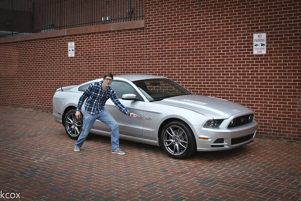 2013 Ingot Silver Metallic Mustang Gt Track Pack 2013