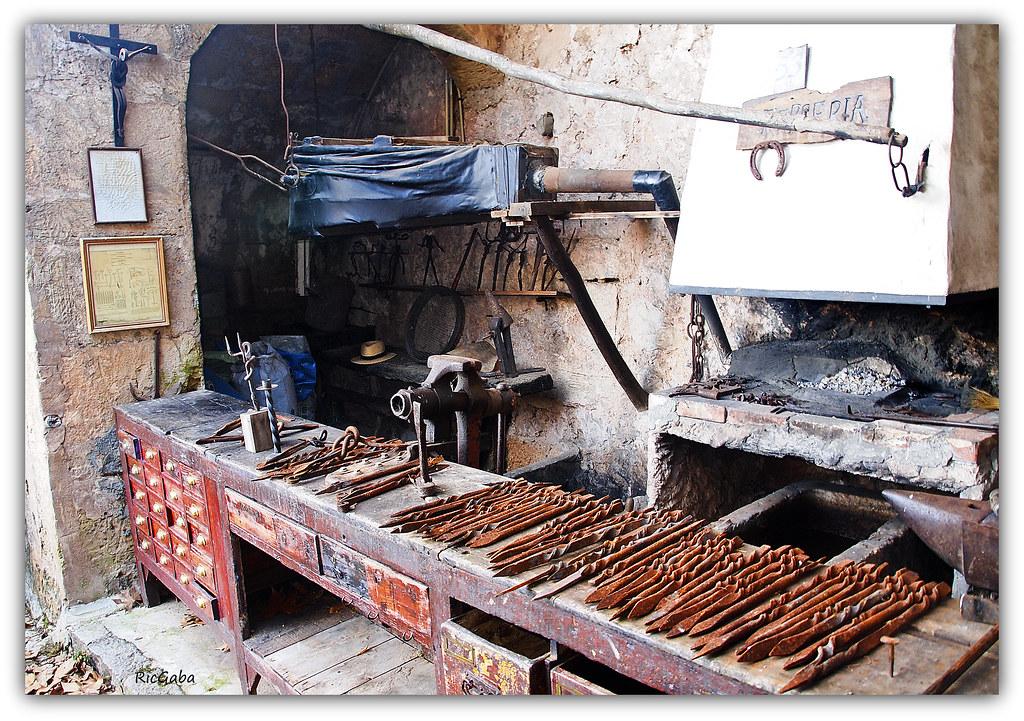 1416 herramientas antiguas de herrero la granja - Herramientas de campo antiguas ...