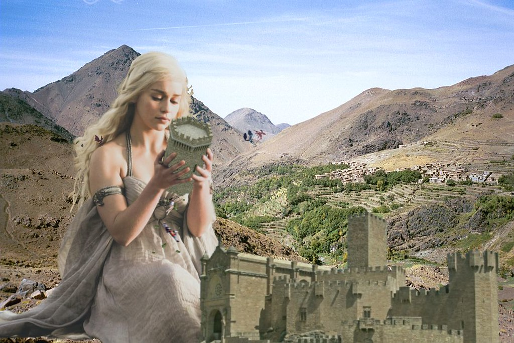 Daenerys targaryen emilia clarke in sex and nude scene of game of thrones - 2 10