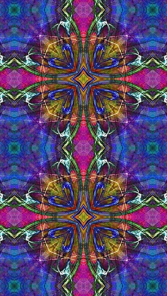 Hippy Dippy Kaleidoscope 640x1136 385571ec IPhone 5