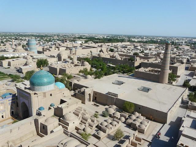 Khiva (Uzbekistán)