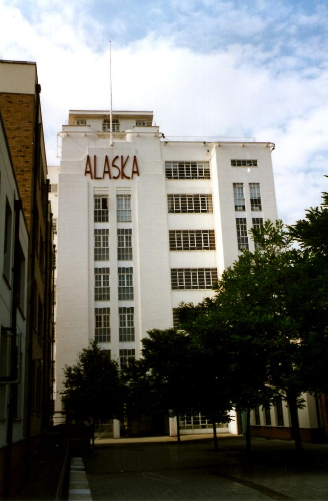 The Alaska Building Grange Road Bermondsey London Flickr