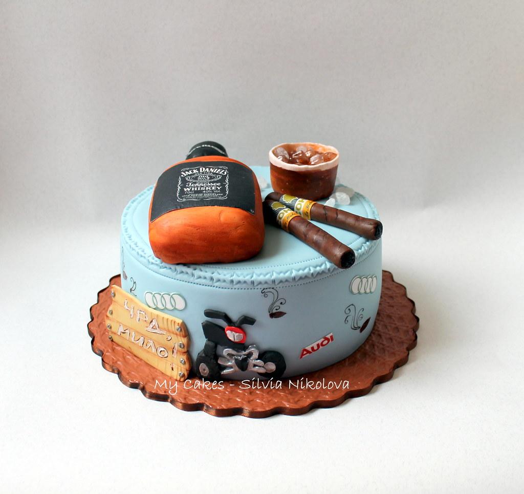Glenfiddich Whisky Cake