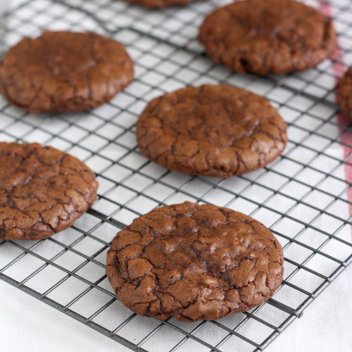 Chocolate Truffle Cookies | by Tracey's Culinary Adventures