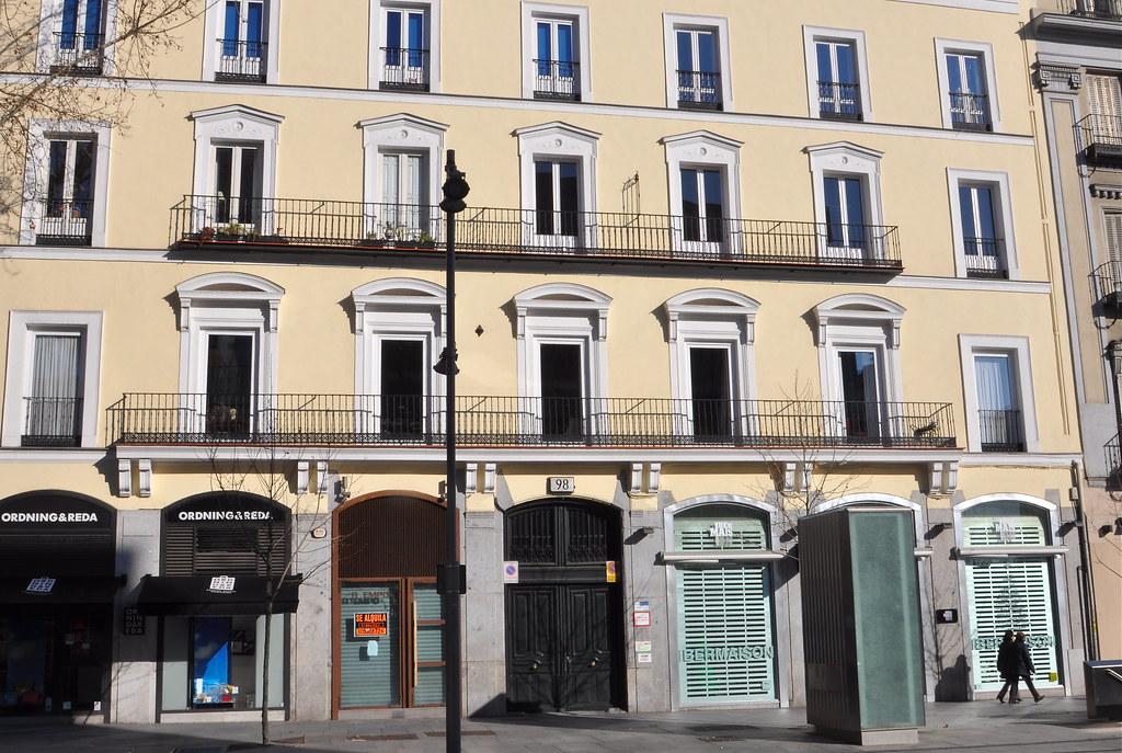 Calle serrano 98 madrid m roa flickr - Calle serrano 55 madrid ...