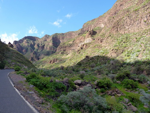 Gran Canaria - Guayadeque in the Winter | by elsua
