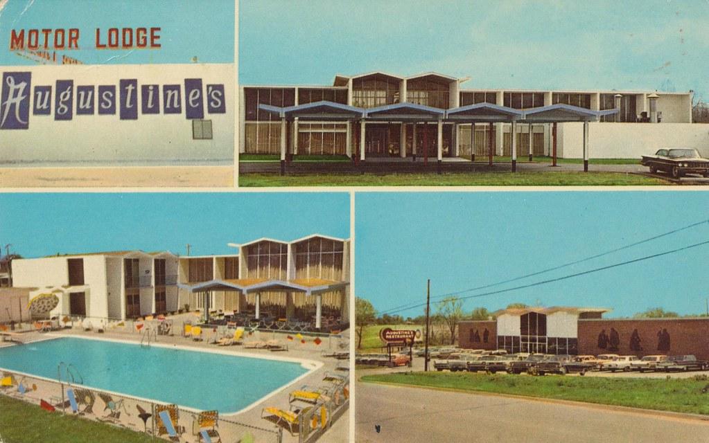 Augustine's Motel & Restaurant - Belleville, Illinois
