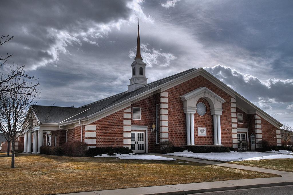 Mormon Chapel | Orem, Utah | arbyreed | Flickr