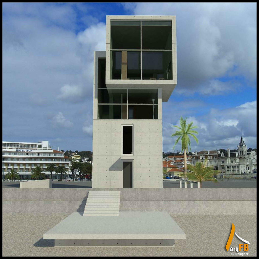 4x4 >> arqFB - Casa 4x4 102 | Casa 4x4 - Tadao Ando - arqFB | VF-travelphotography | Flickr