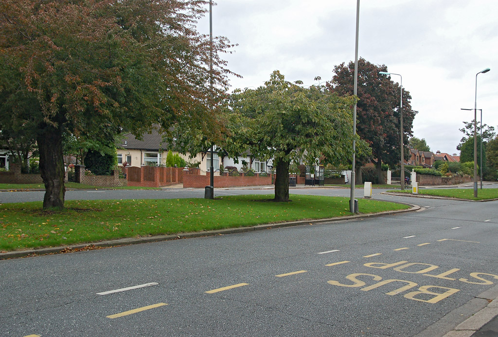 Site of Julia Lennon's Death   Menlove Avenue, Woolton ...