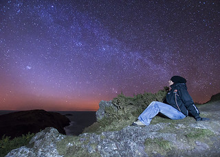 'Patience' - Porth Llanlleiana, Anglesey | by Kristofer Williams