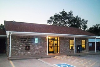 Faxon, OK post office | by PMCC Post Office Photos