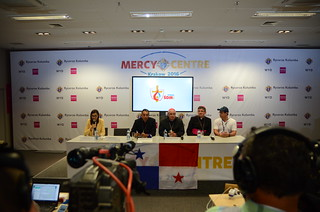 31.07.2016 Konferencja prasowa z Panamą// Press conference with Panama