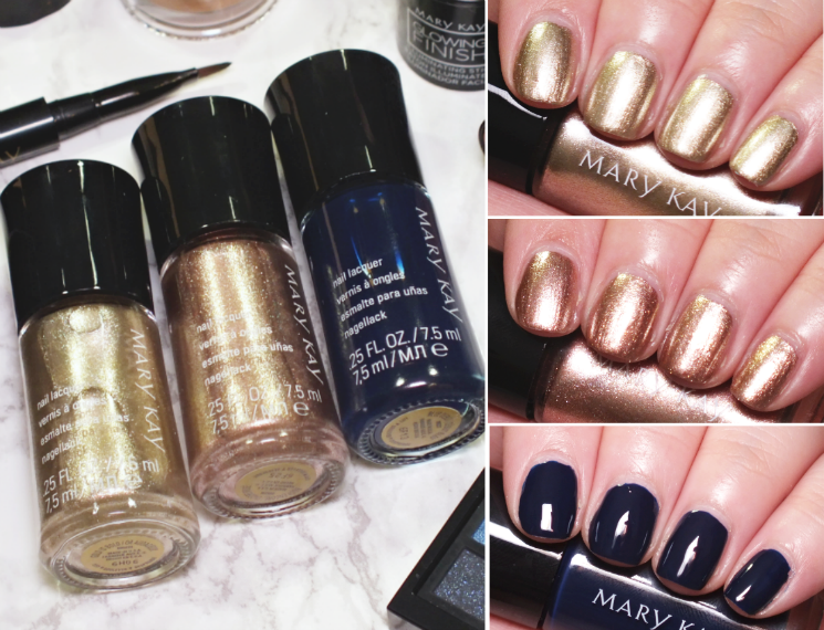 mary kay runway bold collection nail lacquer
