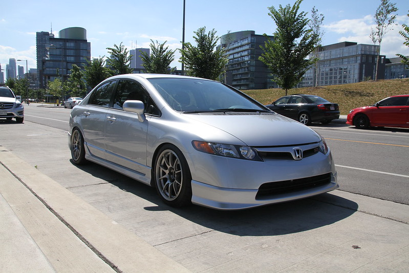 on can 2008 honda civic si sedan honda tech honda. Black Bedroom Furniture Sets. Home Design Ideas