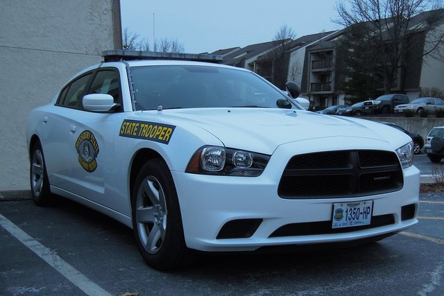 Missouri State Highway Patrol Dodge Charger Police Car