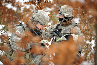 Squad level training | by The U.S. Army