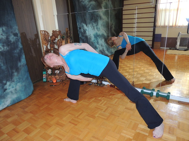 Image Result For Bound Angle Posture