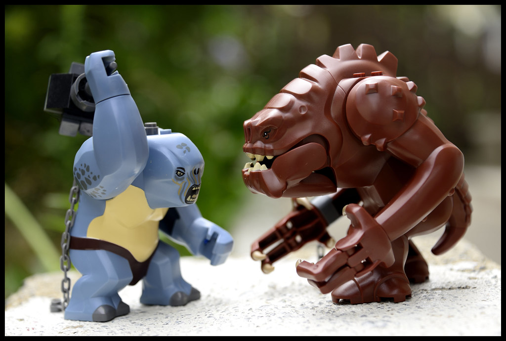 lego hulk vs lego cave troll - photo #14